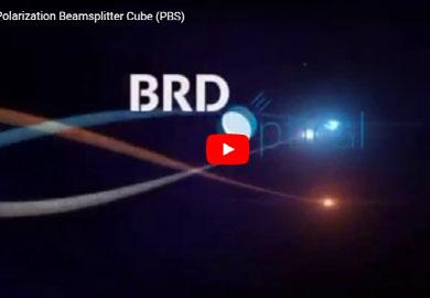 Polarization Beamsplitter Cube (PBS)